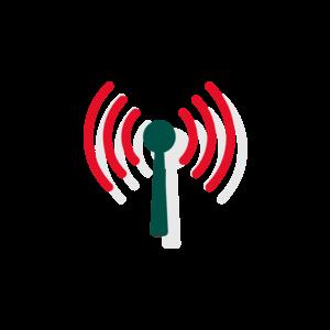 Antenne einer Funk-Alarmanlage