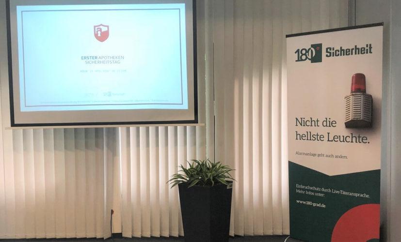 Erster Apotheken-Sicherheitstag am 24. April 2018 in Köln