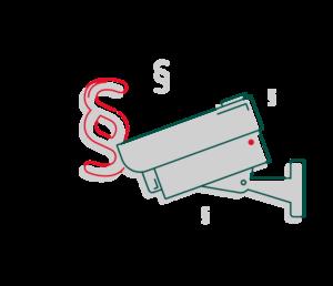 Header Videoueberwachung Datenschutz