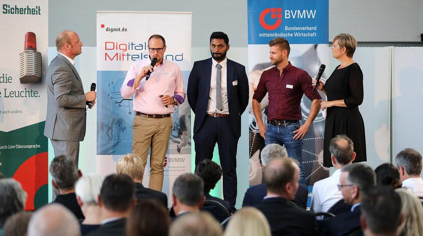 Unternehmer sprechen über ihre Erfahrung mit der DSGVO